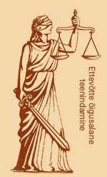 Ettevõtte õigusalane teenindamine